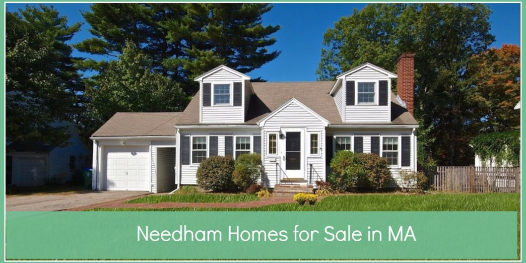 Wellesley MA Homes for Sale